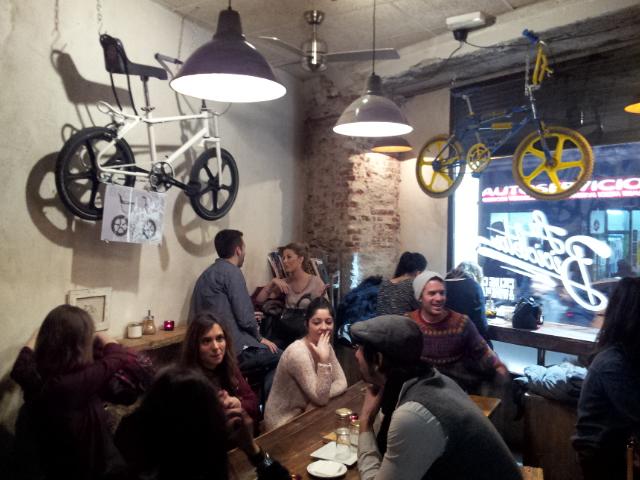 La Bicicleta, Madrid