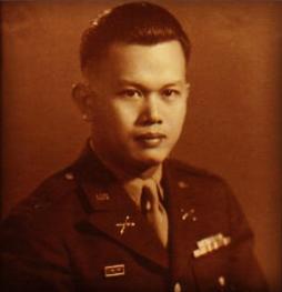 General Leonardo Sangalang, Bataan Death March Survivor. RIP